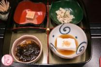 folk music restaurant Okinawan dinner set