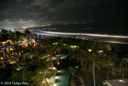 W Hotel ocean view room