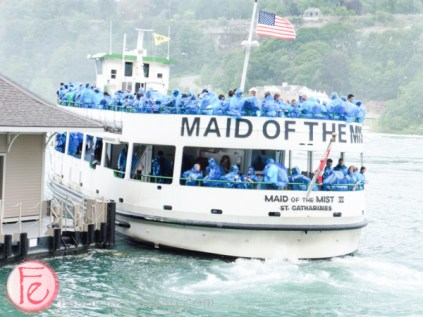 Taste Niagara USA Maid of Mist