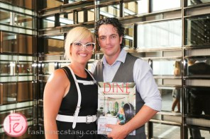 DINE Magazine Launch Party at Four Seasons