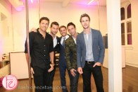Zack Kalter, Chris Bukowski, Michael Stagliano, Graham Bunn and Robert Graham