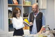 HRH Crown Princess & Chef, Paul Cunningham