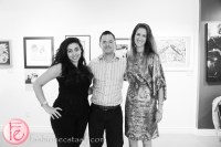The Art of Tom Russell Opening in Toronto Liss Gallery