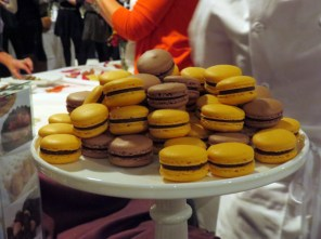 Bonnie Gordon College Macaroons at eat to the beat 2014