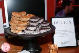 donuts at Hush Hush Bash 2014 Speakeasy party
