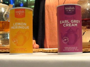 Tealish Tea at eat to the beat 2014