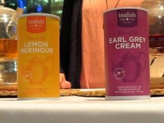 Tealish Tea at eat to the beat 2014