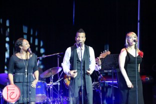 band at wxn canada's most powerful women top 100 awards gala 2014