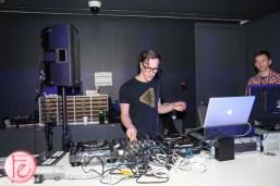 DJ at BOOMBOX Stanley Kubrick at TIFF bell lightbox