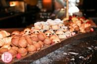 pastries at casper mattress Canadian launch at drake hotel