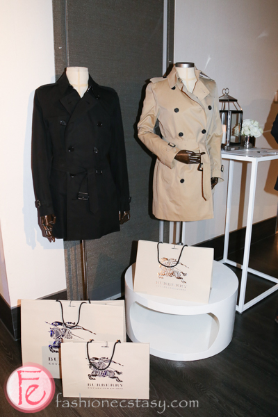 frocktail party 2014 burberry silent auction items
