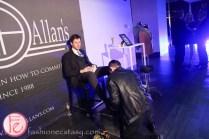 frocktail party 2014 john allan's shoe shine service