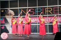 dance performance INSPIRE toronto international book fair lift-off party