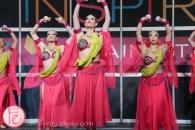 INSPIRE toronto international book fair lift-off party dancers