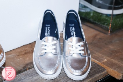 Lacoste spring summer 2015 shoe collection preview
