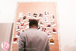 photo station at lacoste spring summer 2015 shoe collection preview