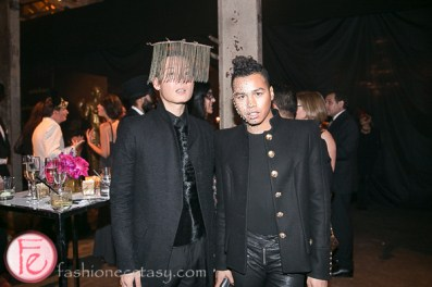stephen wong and Jay Strut Le Grand Bal Masquerade 2014 Canadian Fabric Magazine