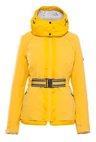 Lole yellow ski jacket