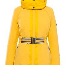 Lole yellow ski jacket