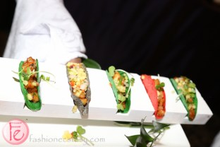 chicken tacos at mirror ball 2014