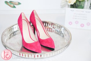 nine west spring/summer 2015 collection preview pink pump heals