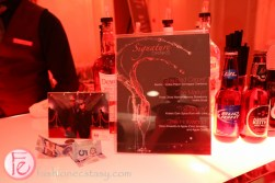 drink list Silver Ball 2014 for Providence Healthcare