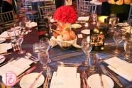 silver ball 2014 dinner table