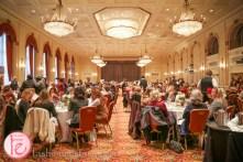 tea & tiaras at fairmont royal york