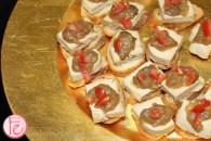 foie gras hors d'oeuvres