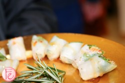 spring roll hors d'oeuvres canadian lesbian and Gay archives clga disco gala 2014