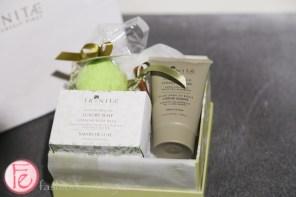 Trinitae soap and natural skincare product