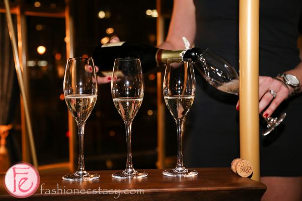 champagne cc lounge