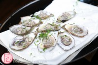 oysters cc lounge on front