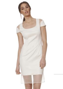 Donna Degnan ss2015 sheath dress