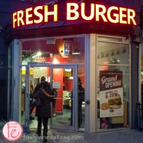 Fresh Burger Church St Opening