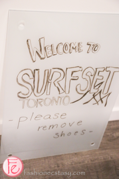 surfset on board fitness launch toronto