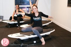 SURFSET Fitness Launch