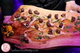 steak on tortilla chips ad ball