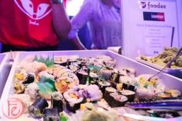sushi maki platter ffwd ad ball 2015-graffiti