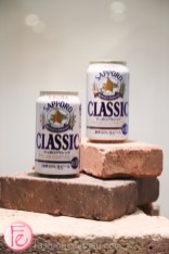 Sapporo Beer Museum classic can beer