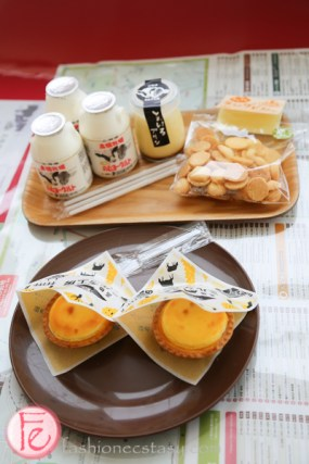 Niseko Milk Kobo dairy products