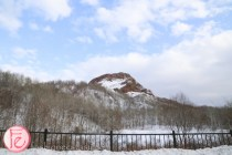 volcano lake toya