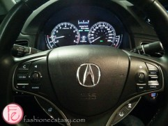 2014 Acura RLX ELITE steering wheel