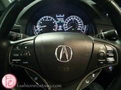 2014 Acura RLX ELITE steering wheel
