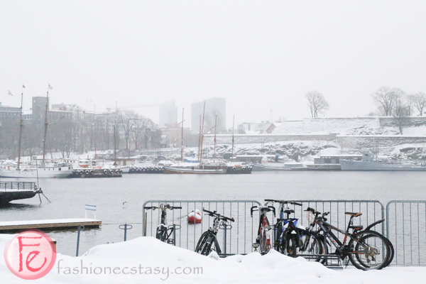 Aker Brygge oslo harbor front