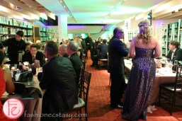 book lover's ball 2015 dining table