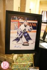 hockey autograph silent auction