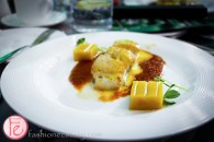chilean sea bass by chef Alvin Leung and Eric Chong