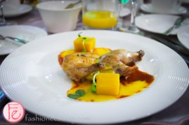 chicken by chef Alvin Leung and Eric Chong