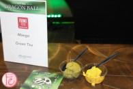 mango and green tea ice cream by Fumi-ice